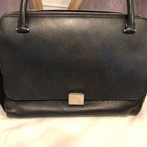 fe0ee904ba72 Celine Bags - Celine Large Trapeze Black Handbags
